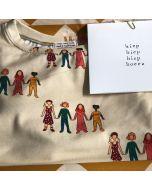 Brievenbus cadeaupakket Shirt Kind Rebel
