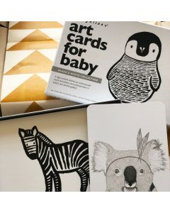 Brievenbus (Kraam) Cadeaupakket Baby Art Cards