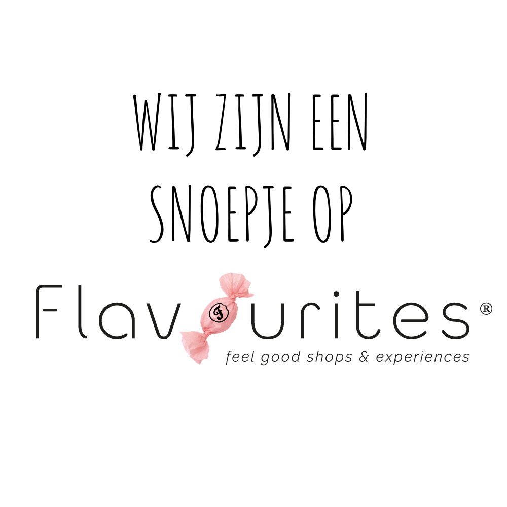 Wij zijn een snoepje op Flavourites!