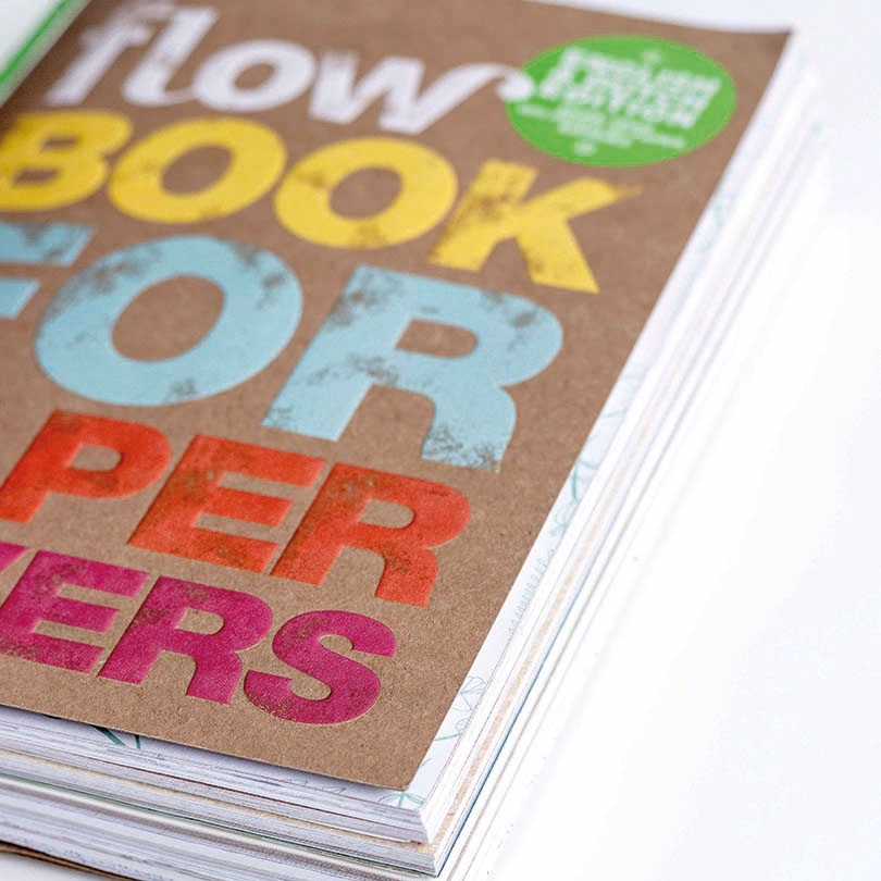 Flow - book for paper lovers 4