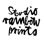Studio Rainbow Prints